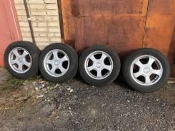 "Продам комплект колёс. x15"" 4x100.00"