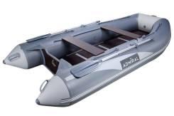 Надувная пвх лодка Адмирал 335