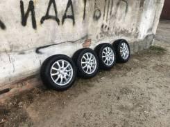"""Комплект колес на литье 175-65-14 Blizzark revo2 4х100. 5.5x14"""" 4x100.00 ET50. Под заказ"""