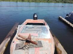 Продам моторную лодку крым М.