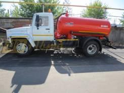 ГАЗ 3309. Газ 3309 вакуумная, 4 400куб. см.