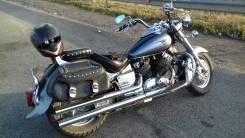 Yamaha XVS 650. 650куб. см., исправен, птс, без пробега