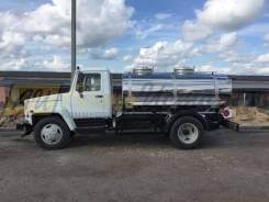 ГАЗ 3309. молоковоз, 4 400куб. см., 4 500кг., 4x2