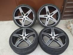"""Колеса разноширокие Mercedes R20. x20"""" 5x112.00 ET35"""