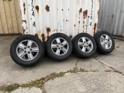"Продам комплект зимних колёс Nokian R18. x18"" 5x150.00"
