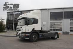 Scania P400. Продается седельный тягач 4x2 в Новосибирске, 12 000куб. см., 30 000кг., 4x2