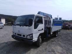 Nissan Diesel Condor. Бортовой манипулятор Nissan Diesel 4WD!, 4 890куб. см., 3 000кг., 4x2