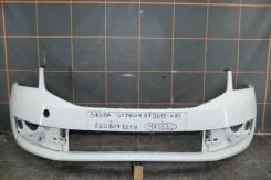 Бампер передний для Skoda Octavia A7