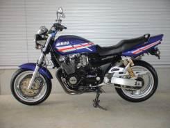 Yamaha XJR 1200, 2001