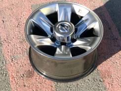 Новые литые диски R16x8 6x139.7 ET0
