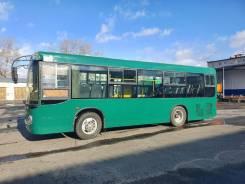 Higer. Автобус в Новосибирске, 52 места