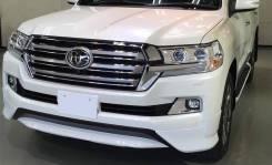 Обвес кузова аэродинамический. Toyota Land Cruiser, GRJ200, J200, URJ200, URJ202, URJ202W, UZJ200, UZJ200W, VDJ200 Toyota Urban Cruiser 1GRFE, 1URFE...