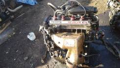 Двигатель в сборе. Toyota Carina, ST170, ST170G 4SFE, 4SFI