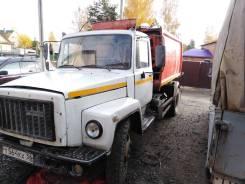 Коммаш КО-440-2. Продаётся мусоровоз, 4 750куб. см. Под заказ