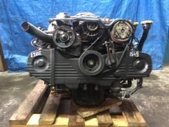 Контрактный двигатель Subaru Impreza 1993г. GF6 EJ18E A1549