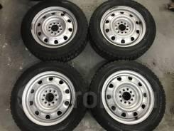 """195/65R15 Dunlop Winter Maxx WM01 Japan с дисками R15 5*100/114.3 6j. 6.0x15"""" 5x100.00, 5x114.30"""