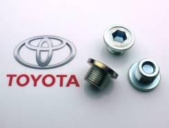 Пробка поддона АКПП Toyota 90341-18016*00 (Original)