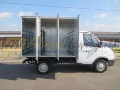 ГАЗ Соболь. Соболь газ 2310 хлебный фургон, 2 700куб. см., 900кг., 4x2