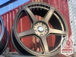 Новые диски Work Emotion T5R -=Bronze=- в наличии, отправка