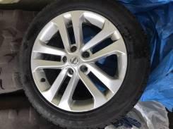 "Продам комплект колёс Nissan Juke. 7.5x17"" 5x114.30 ET40"
