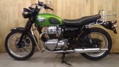 Kawasaki W650. 650куб. см., исправен, птс, без пробега