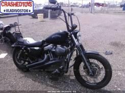 Harley-Davidson Sportster 1200 Nightster XL1200N 11246, 2012