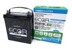 Аккумулятор ECO. R 60B19L 43 а/ч 430а