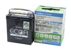 Аккумулятор ECO. R 60B19R 43 а/ч 440а