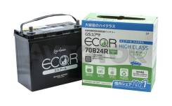 Аккумулятор ECO. R 70B24L 50 a/ч 500a
