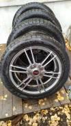 "Компл диски + Bridgestone Ice Cruiser 7000 диски Япония. 7.0x17"" 5x100.00, 5x114.30 ET48"