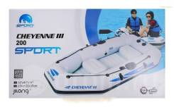 Продам лодку надувную Cheyenne lll 200