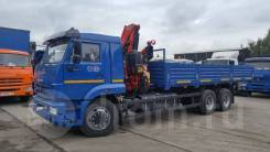 КамАЗ 65117 c КМУ Fassi F215A 0.22, 2020