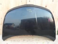 Капот Nissan Tiida C11
