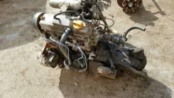 Двигатель 21083 инж с битой машины, рабочий