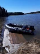 Продам лодку RiverBoats-330 НДНД 2019г. в. обмен на 370-380НДНД