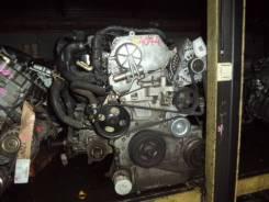 Контрактный двигатель QR25DE 4wd в сборе