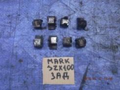 Пружина прижимная тормозной колодки задняя комплект Toyota Crown JZS155 04948-30040