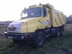Tatra T163. Татра ЯМАЛ Т-163. Самосвал., 12 667куб. см., 25 000кг., 6x6