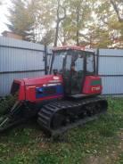Yanmar. Японский гусеничный трактор, 80 л.с.
