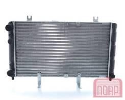 Радиатор охлаждения двигателя. Лада Калина, 1117, 1118, 1119 BAZ11183, BAZ11194, BAZ21114, BAZ21126