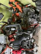Двигатель в сборе. Toyota Aqua, NHP10, NHP10H 1NZFXE