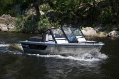 Катер Салют-430M Pro Scout + Мотор лодочный Mercury ME-30 М