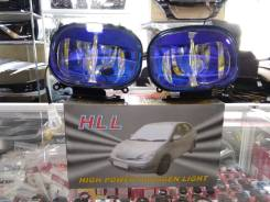 Туманки R+L Toyota Vitz XP1#