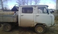 УАЗ-39094 Фермер. УАЗ Фермер, 2 700куб. см., 1 000кг., 4x4