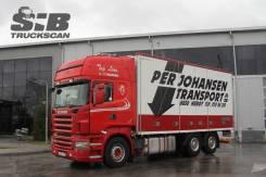 Scania R580, 2011