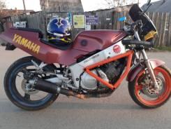 Yamaha FZR 400. 400куб. см., исправен, без птс, с пробегом