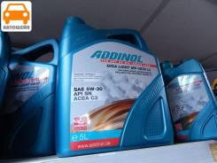 Масло моторное Addinol 5W-30 Giga Light MV 0530 LL 5л