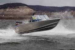 "Катер ""Салют-460 NL""+Мотор лодочный Mercury ME-50 Elpto"