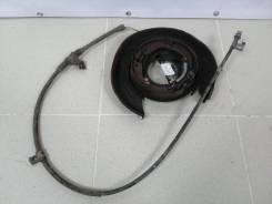 Тормозной механизм задний Mitsubishi Pajero 4 2007 [MR510553] SUV 3, левый