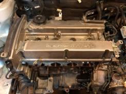 Двигатель в сборе. Mitsubishi Airtrek, CU2W Mitsubishi Outlander, CU2W 4G63